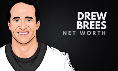 Drew Brees' Net Worth