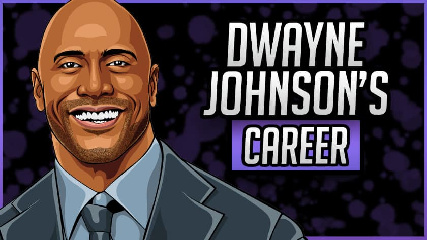Dwayne Johnson's Career