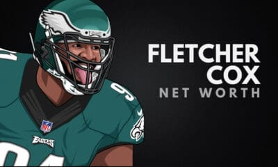 Fletcher Cox's Net Worth