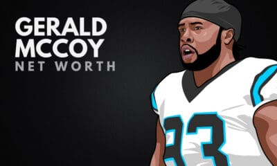 Gerald Mccoy's Net Worth