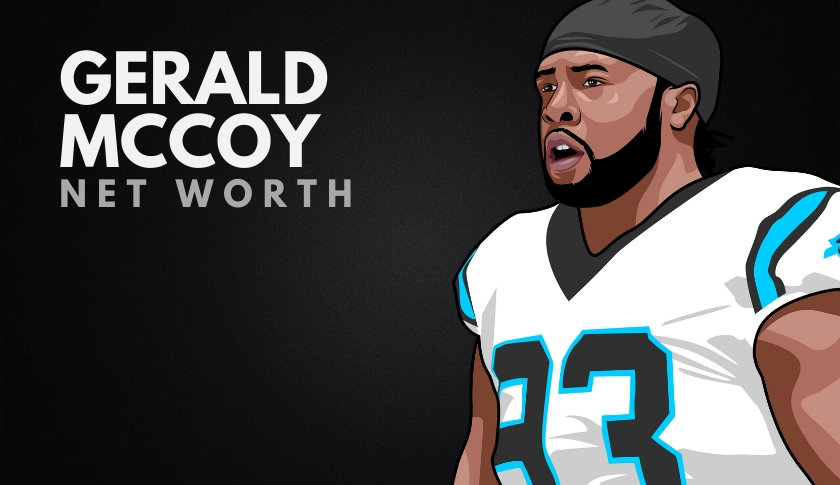 Gerald McCoy Net Worth
