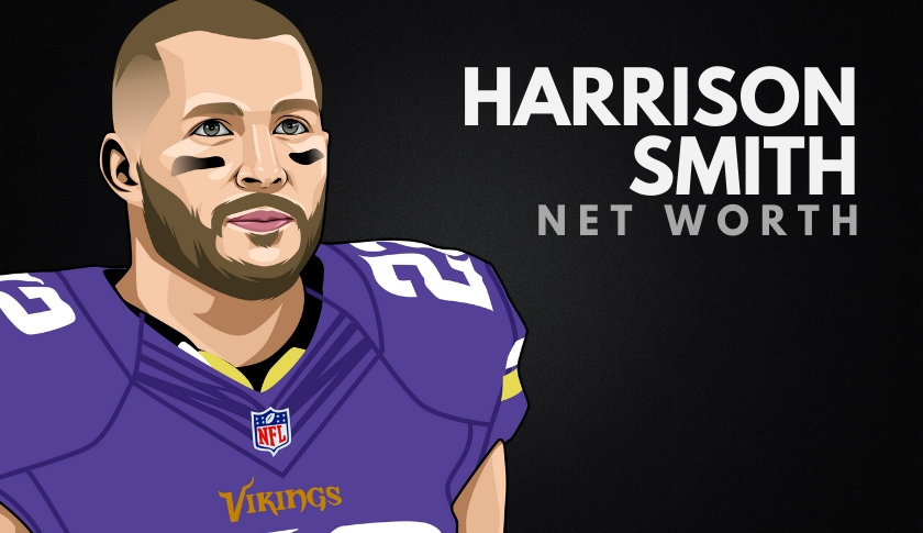 Harrison Smith's Net Worth