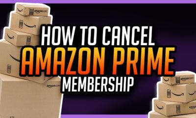 How to Cancel Your Amazon Prime Membership