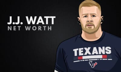 JJ Watt's Net Worth