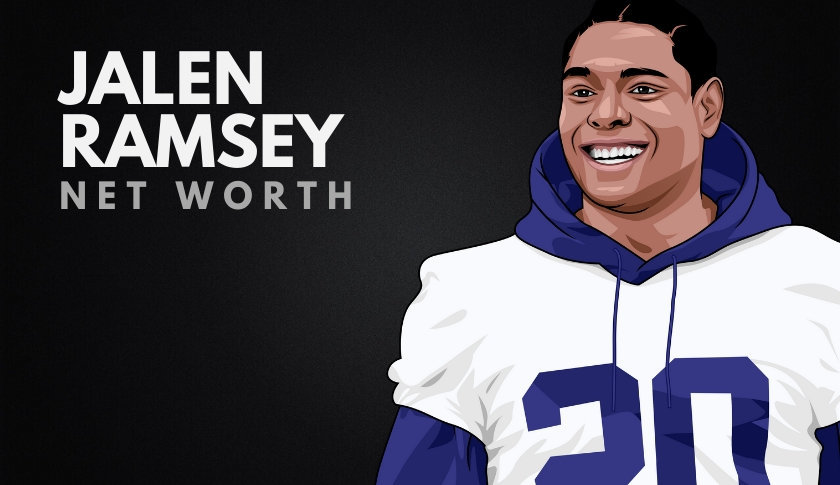 Jalen Ramsey Net Worth