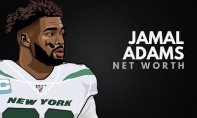 Jamal Adams's Net Worth