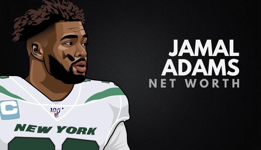 Jamal Adams Net Worth