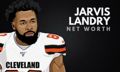 Jarvis Landry's Net Worth