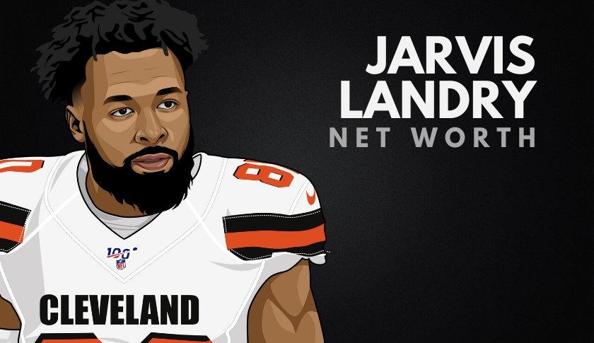Jarvis Landry Net Worth