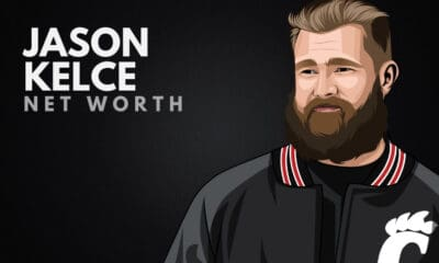 Jason Kelce's Net Worth