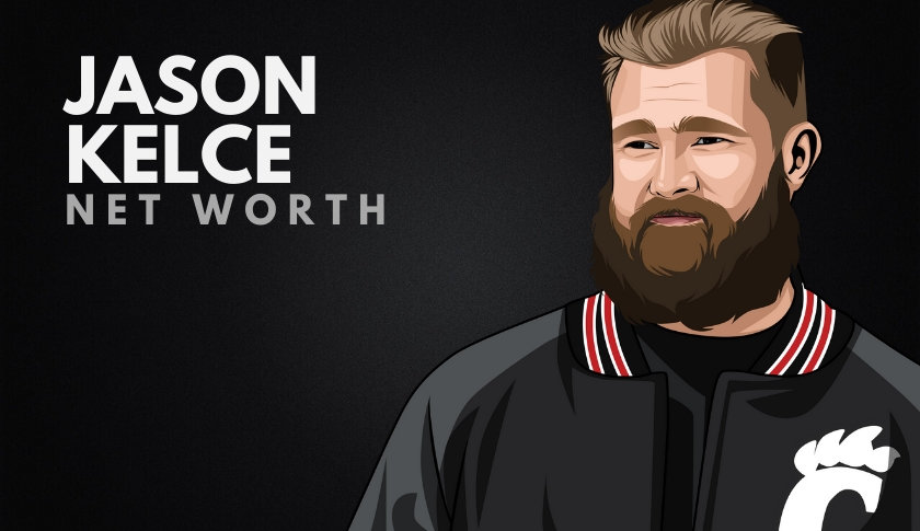 Jason Kelce Net Worth