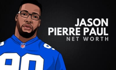 Jason Pierre Paul's Net Worth