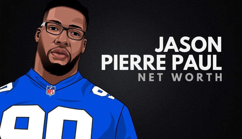Jason Pierre-Paul Net Worth