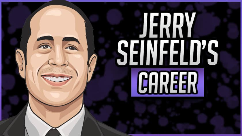 Jerry Seinfeld's Career