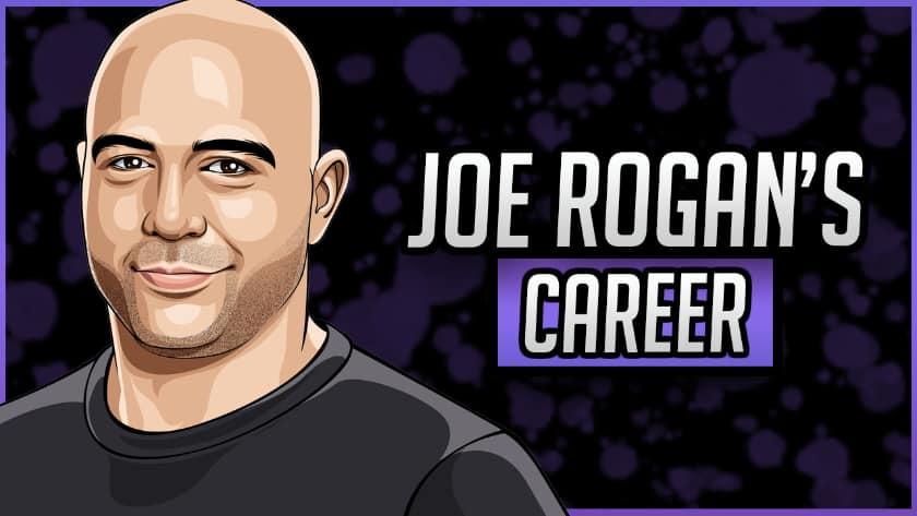 Joe Rogan's Career