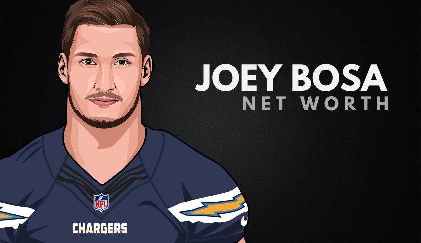 Joey Bosa Net Worth