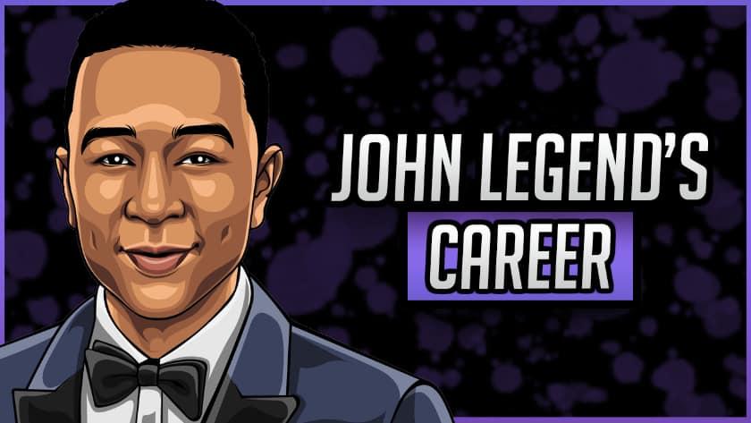 John Legend's Career