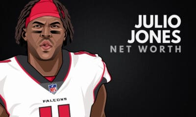 Julio Jones' Net Worth
