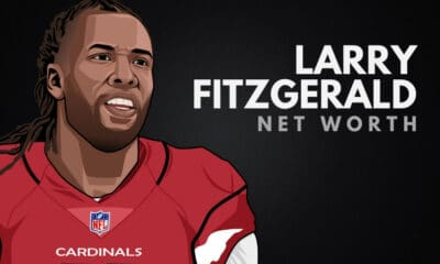 Larry Fitzgerald's Net Worth