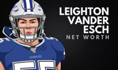 Leighton Vander Esch's Net Worth