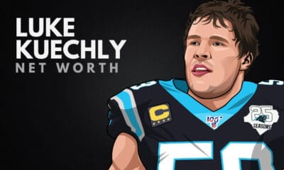 Luke Kuechly's Net Worth