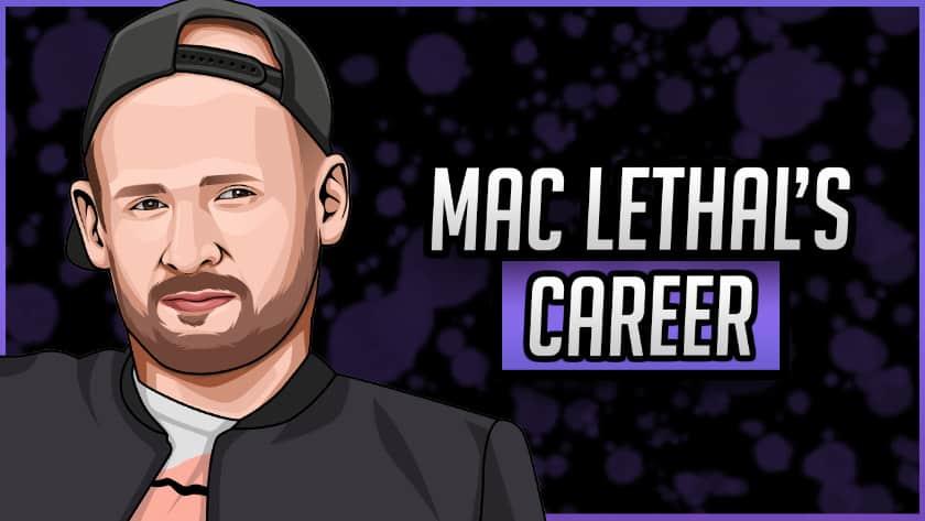 Mac Lethal's Career
