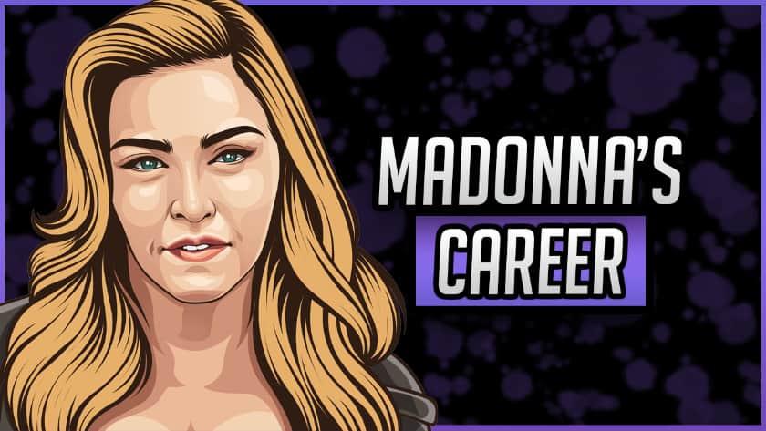 Madonna's Career
