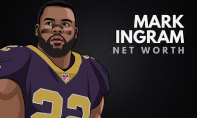 Mark Ingram's Net Worth