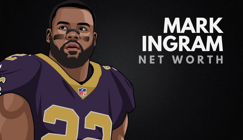 Mark Ingram Net Worth