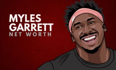 Myles Garrett's Net Worth
