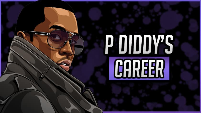 P Diddy's Career