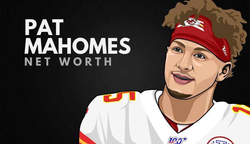 Pat Mahomes' Net Worth