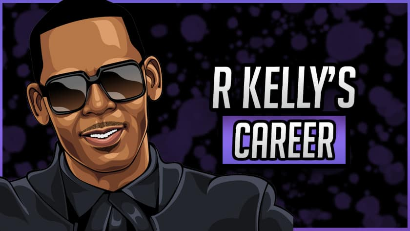 R Kelly's Career