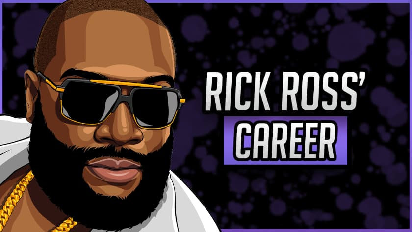 Carriera di Rick Ross' Career