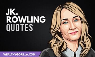 The Best JK. Rowling Quotes