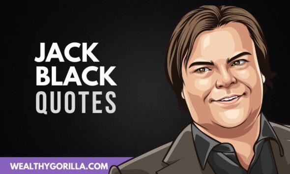 The Best Jack Black Quotes