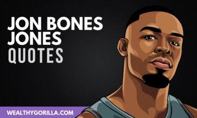 40 Famous Jon Bones Jones Quotes & Sayings