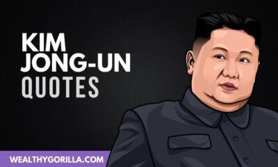 30 Notorious Kim Jong-Un Quotes