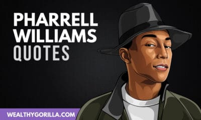 The Best Pharrell Williams Quotes