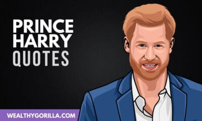 30 Inspiring Prince Harry Quotes & Sayings