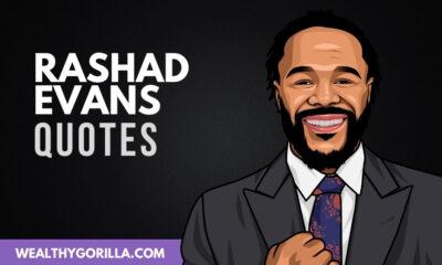 The Best Rashad Evans Quotes