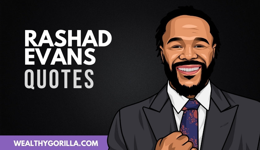 20 Motivational Rashad Evans Quotes