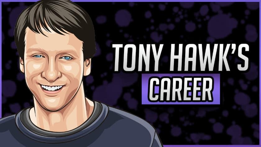 Tony Hawk's Career