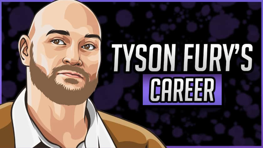 Tyson Fury's Career