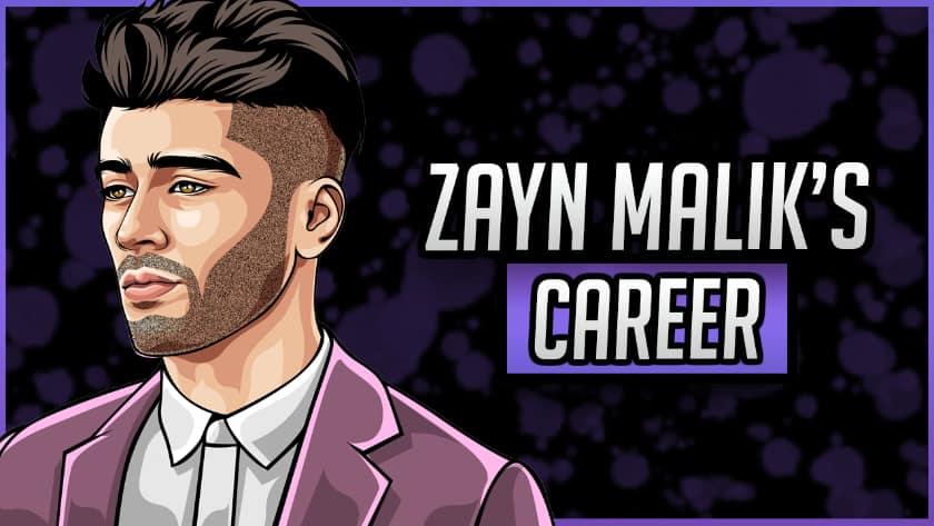 Zayn Malik's Career