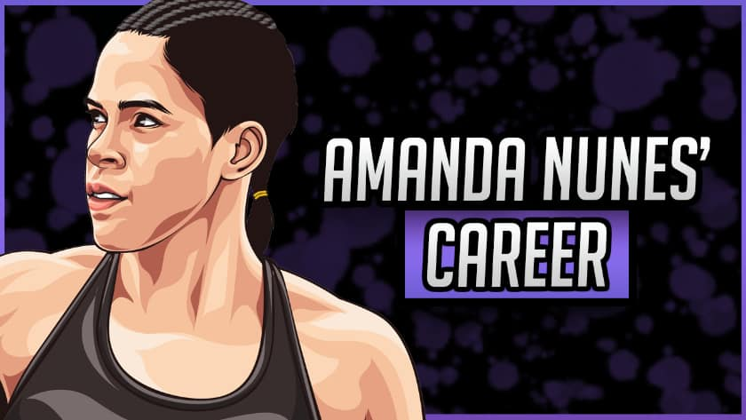 Amanda Nunes' Career