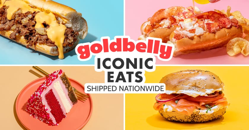 Best Food Delivery Apps - GoldBelly