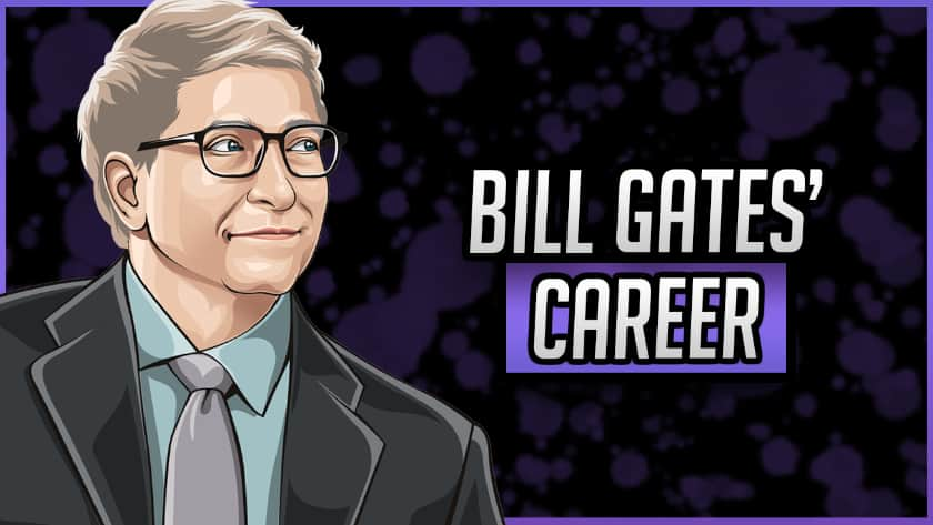 Bill Gates' Career