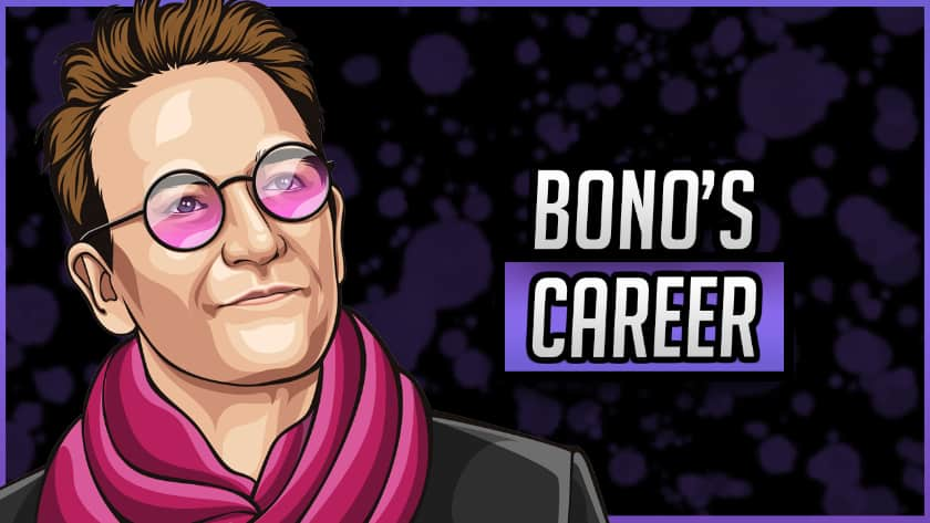 Bono's Career