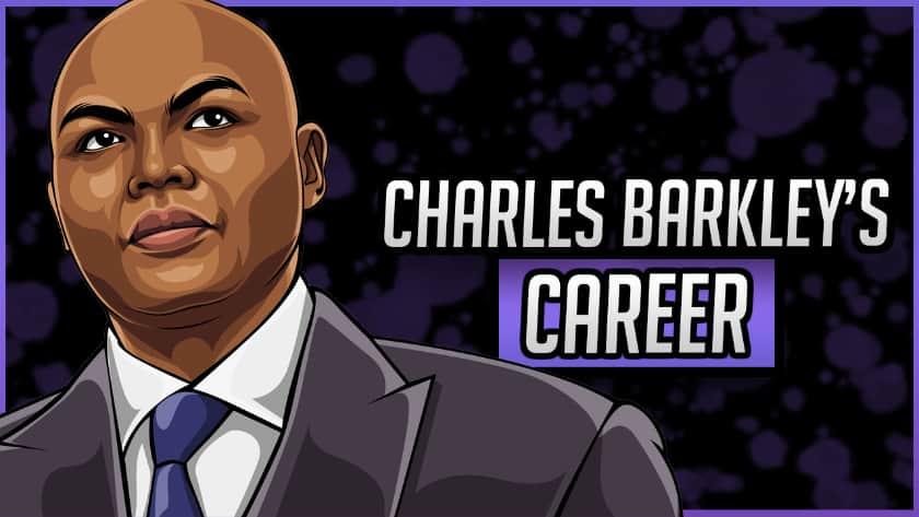 Charles Barkley's Career